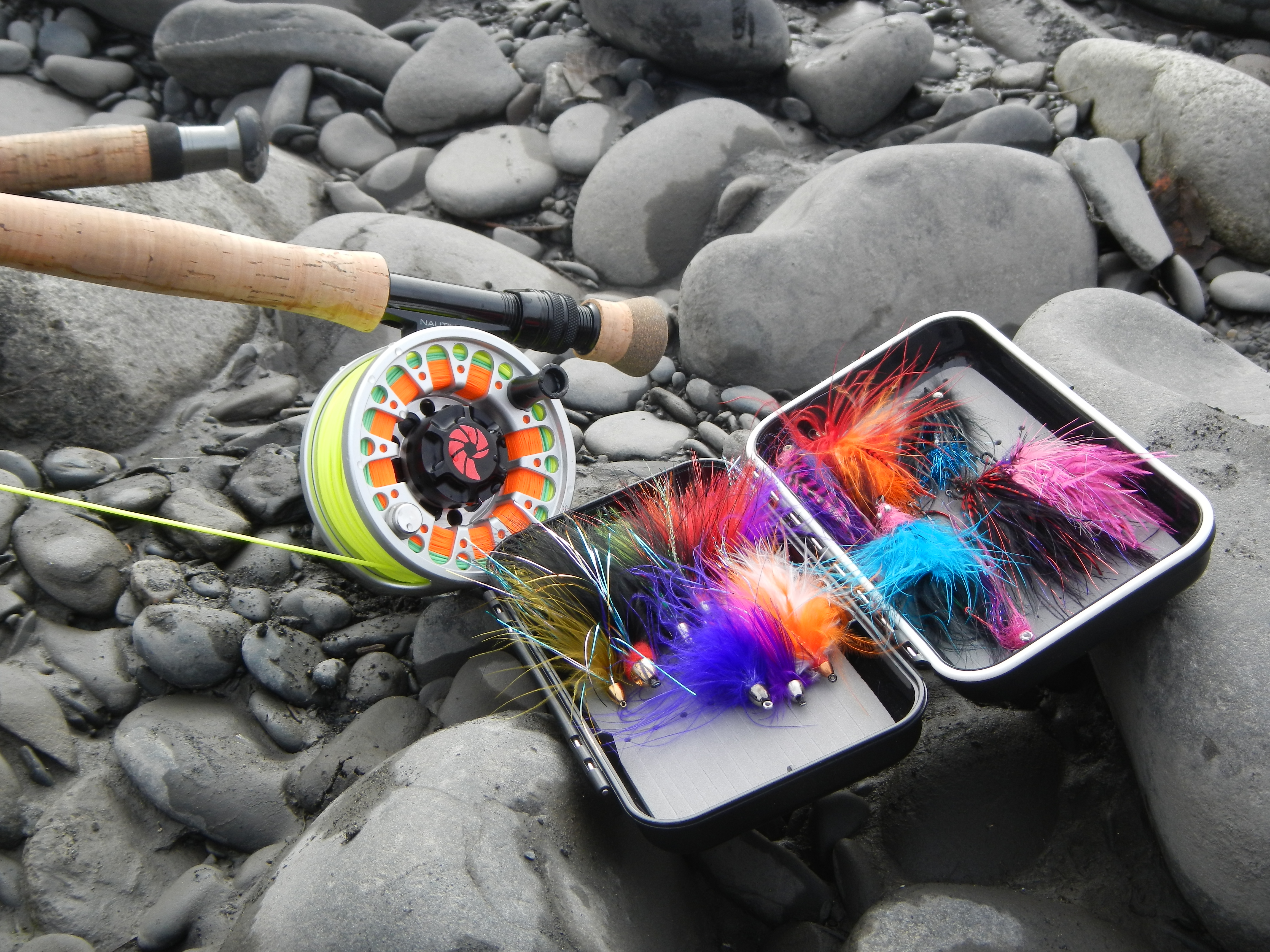 Trout Fishing Flies Flies For Steelhead Fishing