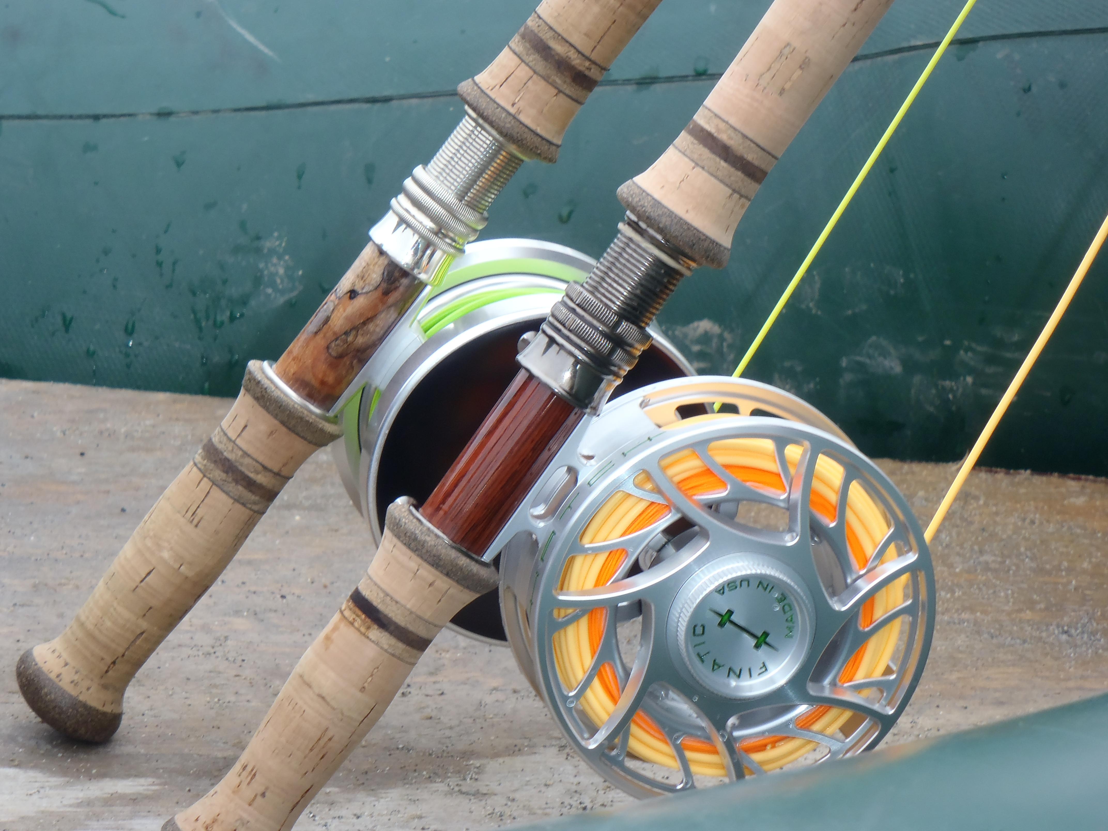 Bc steelhead guides for trophy steelhead salmon on the for Steelhead fishing gear