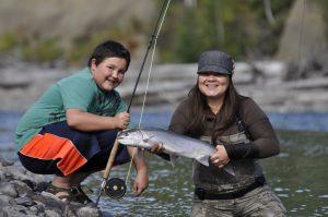 fishing the kitimat skeena nass river