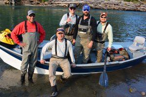 fishing the skeena kitimat nass river