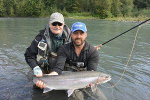spey fishing on the skeena kitimat nass river