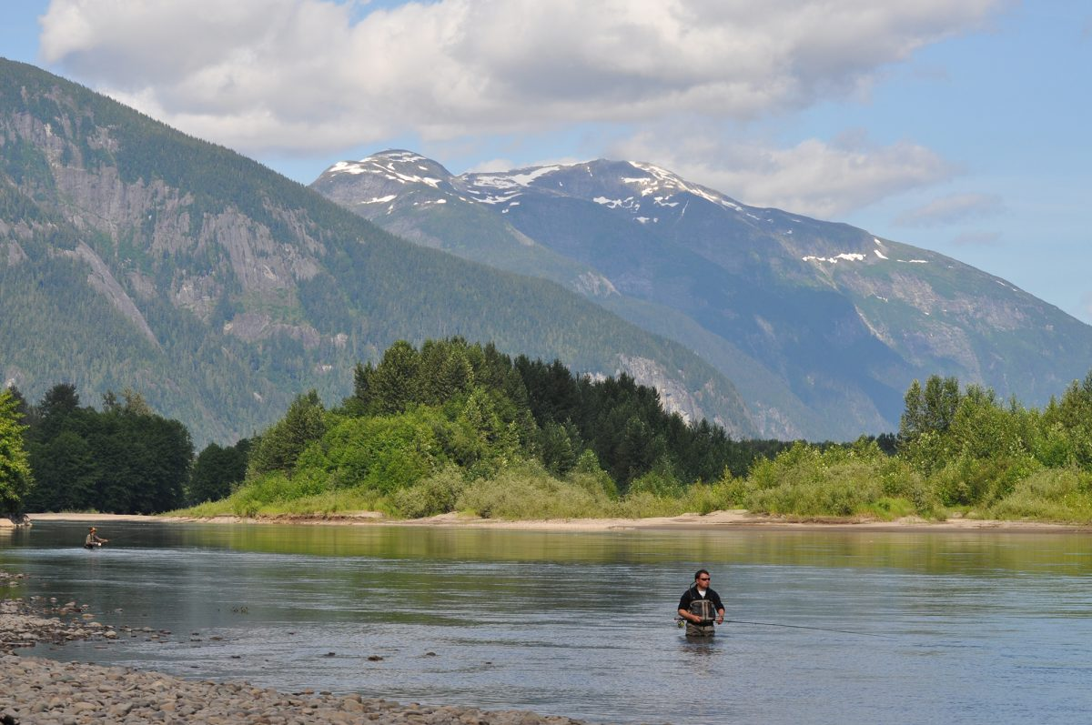 Skeena 4 days, Kitimat, and Eco Tours With Westcoast Fishing Adventures